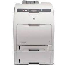 HP Colour LaserJet 3600dtn 3600 Duplex Network Ready Desktop Printer + Warranty