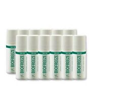 BIOFREEZE 3 oz ROLL-ON Gel  Pain Relieving Biofreeze! (pack Of 6)