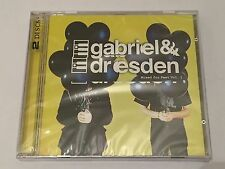 Gabriel & Dresden - Mixed For Feet Vol. 1 (2 CD Set) NEW & SEALED