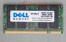 DELL 1GB X1 SODIMM 200PIN DDR333 PC2700 SDRAM memory US RAM 05D