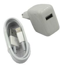 FÜR Original Apple Ipad Air USB Ladekabel MD818ZM/A+Netzteil PowerAdapter A15121