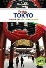 Tokyo Lonely Planet Pocket Guide with Pull Out Map 2015