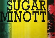 SUGAR MINOTT  ORIGINAL TOUR POSTER