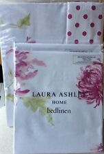 Laura Ashley Ninette DOUBLE Bed Duvet Cover + 2 Housewife Pillowcases - NEW