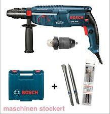 Bosch GBH 2600 Bohrhammer inkl. Bohfutter Bohrer- und Meißel im Koffer