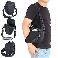 Waterproof Camera Case Shoulder Bag Backpack for Canon Nikon SLR DSLR Novelty
