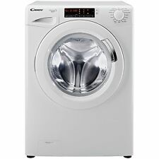 Candy GV168T3W Free Standing 8KG 1600 Spin Washing Machine - White :From Argos