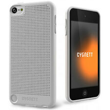 Cygnett CrossStitch Craft Case/Cover For iPod Touch 5G 5 - White BRAND NEW