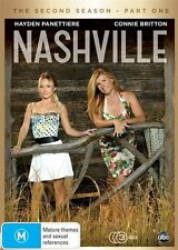 Nashville : Season 2 : Part 1 (DVD, 2015, 3-Disc Set)