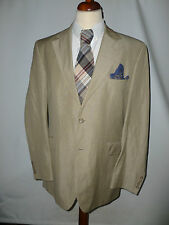 MENS JEFF BANKS WOOL AND  LINEN   BLAZER/JACKET  SIZE 44L  NEW