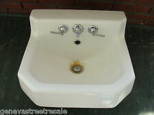 antique sinks ebay. Black Bedroom Furniture Sets. Home Design Ideas