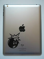 1 x Adam the Hundreds Bomb Decal - Vinyl Sticker iPad Mini Air Pro Tablet laptop