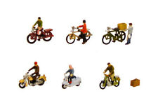 Tomytec (Komono 116) Bicycles and Mopeds 1/150 N scale