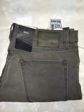 Hugo Boss Jeans 32 34 Straight Fit . RRP £129