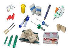 112 tlg. Füllset für Notfalltasche, Notfallrucksack, Rescue Bag, Notfallkoffer