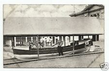 CLN 1913 Exhibition Postcard, Royal National Lifeboat, John & Amy, Earl's Court