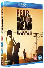 Fear The Walking Dead  Season 1 Blu Ray