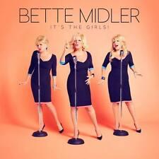 BETTE MIDLER It's The Girls! CD 2015 * NEW