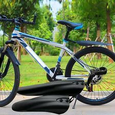Mountain Bicycle Bike Road Tyre Tire Front & Rear Fender Set Mud Guard Mudguard