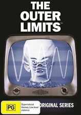 THE OUTER LIMITS - THE COMPLETE ORIGINAL SERIES (14 DVD SET) BRAND NEW! SEALED!!