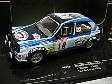 CITROEN Visa 4x4 Chrono Rallye Tour de Corse 1983 #18 Coppier Gr.B NEW IXO 1:43
