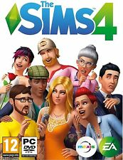 The Sims 4 (PC DVD) & MAC BRAND NEW