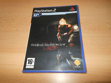 TWISTED METAL BLACK - SONY PLAYSTATION 2 PS2 GAME - NEW  SEALED