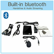 Bluetooth MP3 CD Changer Adapter + USB AUX Extension Cable - Toyota Avensis RAV4