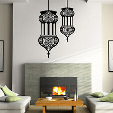 Islamic Muslim Culture Abstract Mural Removable Wall Stickers Vinyl Decals Decor