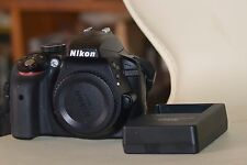Nikon  D D3300 24.2 MP Digital SLR Camera - Black (Body only)