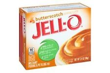Jello Instant Butterscotch Pudding and Pie Filling 96g