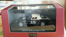 LANCIA D 20 COUPE , dunkelblau/weiss -Starline/Ixo/Norev- Modell -1:43- box