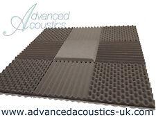 Advanced Acoustics Home Cinema Treatment Kit Acoustic Foam 36 Tiles 2 Bass Traps
