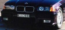 BMW M3 Victorian personalised number plates -  MYMIII (MY M3)