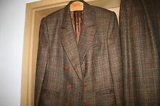 Kostüm  Rock  Blazer Jacket  - Gr. 46  Wolle-Seide  2-tlg.