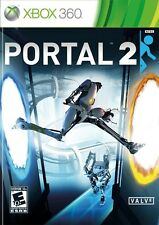 Portal 2 game - Xbox 360 *New & Sealed* Fast Shipping