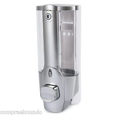 Soap Dispenser ABS Home Washroom Wall Mounted Sanitizer Shower Shampoo Bathroom