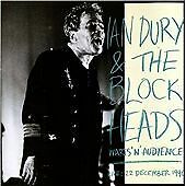 Ian Dury - Warts 'N' Audience (Live Recording, 1991)