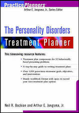 The Personality Disorders Treatment Planner