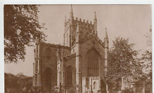 VINTAGE POSTCARD OF DUNFIRMLINE ABBEY FIFE SCOTLAND POSTED 1913