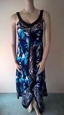 WOMENS NEW CROSSROADS SLINKY WATERFALL DRESS SIZE18 NEW WITH TAG