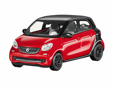 Model car 1:87 original Smart ForFour Limousine red black W 453 W453