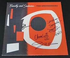 The Smithereens - Signed Beauty and Sadness EP Cover