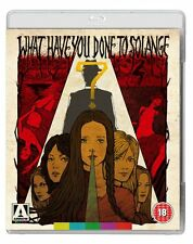 WHAT HAVE YOU DONE TO SOLANGE?: New Blu-Ray / DVD