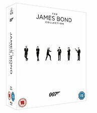 JAMES BOND COMPLETE 23 FILM Collection *Blu ray* SEALED/NEW ultimate