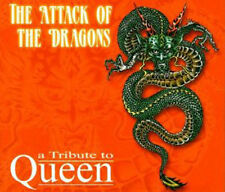 The Attack Of The Dragons -A Tribute To QUEEN Digipak-2CD ( o171a ) 162327