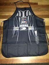 Star Wars Darth Vader Kitchen BBQ Chef Apron Fun Party Novelty Costume