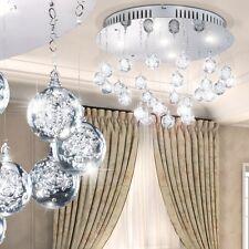 LED Decken Lampe Kronleuchter Kugel Behang Lüster Beleuchtung Leuchte Ø40cm WOFI