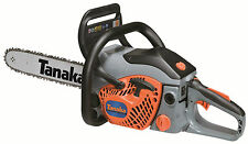 Tanaka TCS33EB Rear Handle Chainsaw 14""