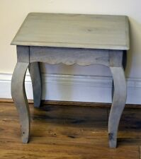 Bourdeilles Solid Mango Shabby Chic Vintage Lamp Table